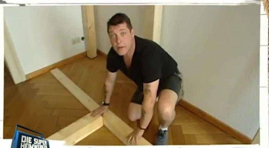 Treppe Selber Bauen Und Trittstufenhohe Berechnen