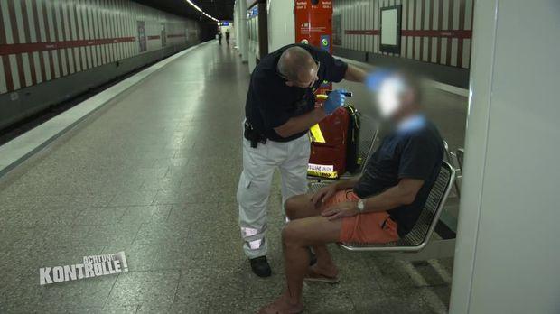 Achtung Kontrolle - Achtung Kontrolle! - Thema U.a.: Gefährlicher Sturz Auf Bahngleis - Rtw München