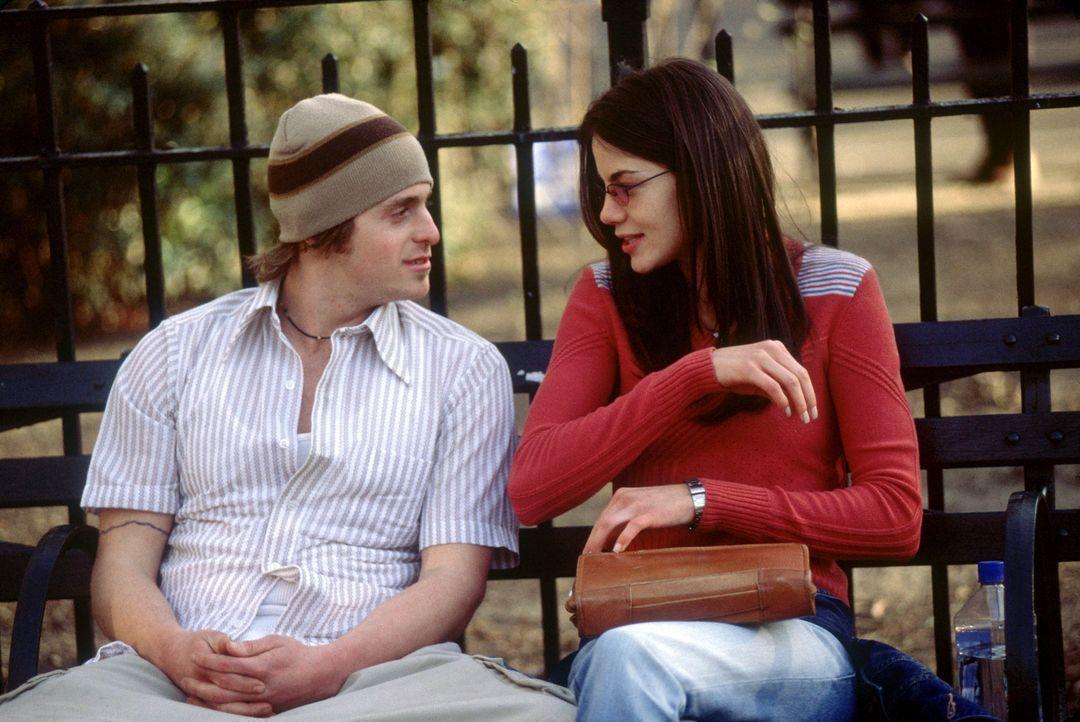College-Student Asher Gromberg (Cameron Douglas, l.) versucht täglich aufs neue, Leben, Liebe (Michelle Monaghan, r.) und Sex auf die Reihe zu krie... - Bildquelle: Buena Vista International