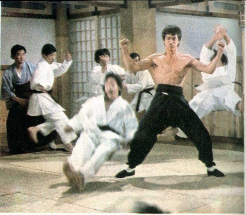 Chen Zhen (Bruce Lee) - Bildquelle: 2019 Universum Film GmbH