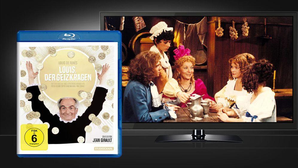Louis, der Geizkragen (Blu-ray Disc) - Bildquelle: Arthaus