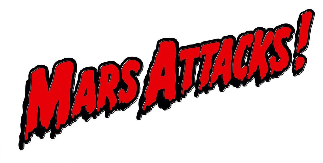 """Mars Attacks!"" - Logo - Bildquelle: Warner Bros. Pictures"