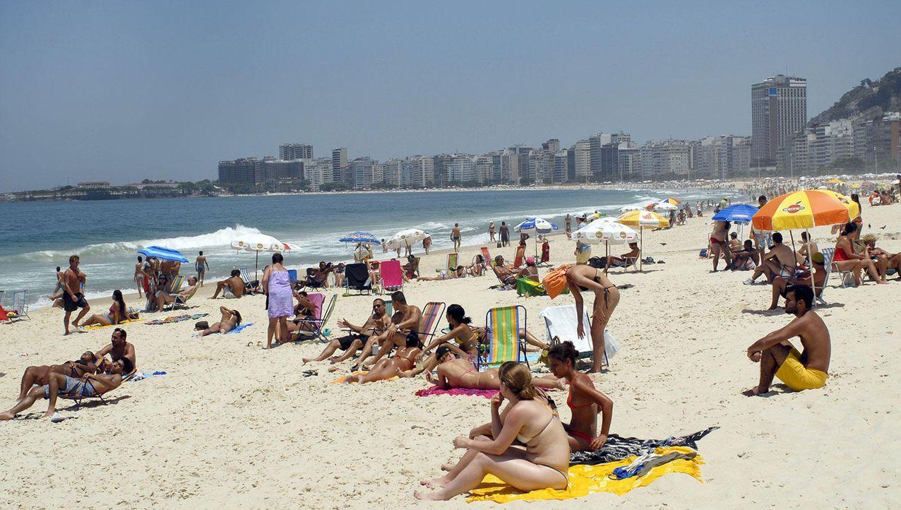 Der Strand von Rio de Janeiro 1 - Bildquelle: kabeleins