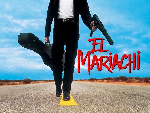 El Mariachi - Artwork - Bildquelle: 1993 Columbia Pictures Industries, Inc. All Rights Reserved.