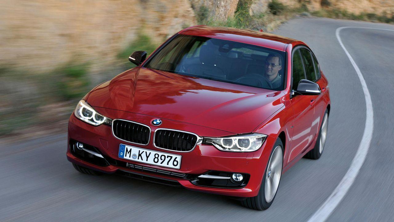 Die 6. Generation - Bildquelle: BMW