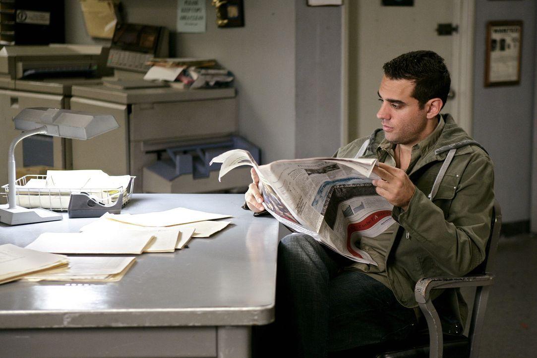 Riecht jedes Verbrechen, bevor es der Verbrecher auch nur ahnt: Eddie Saccardo (Bobby Cannavale) ... - Bildquelle: Warner Bros. Television