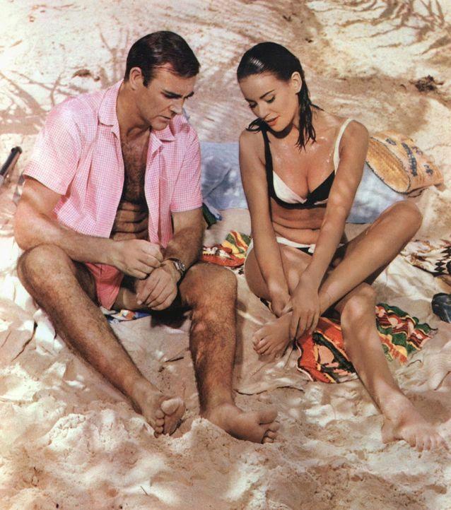 Claudine-Auger-James-Bond-Thunderball-1965-1-WENN-com - Bildquelle: WENN.com