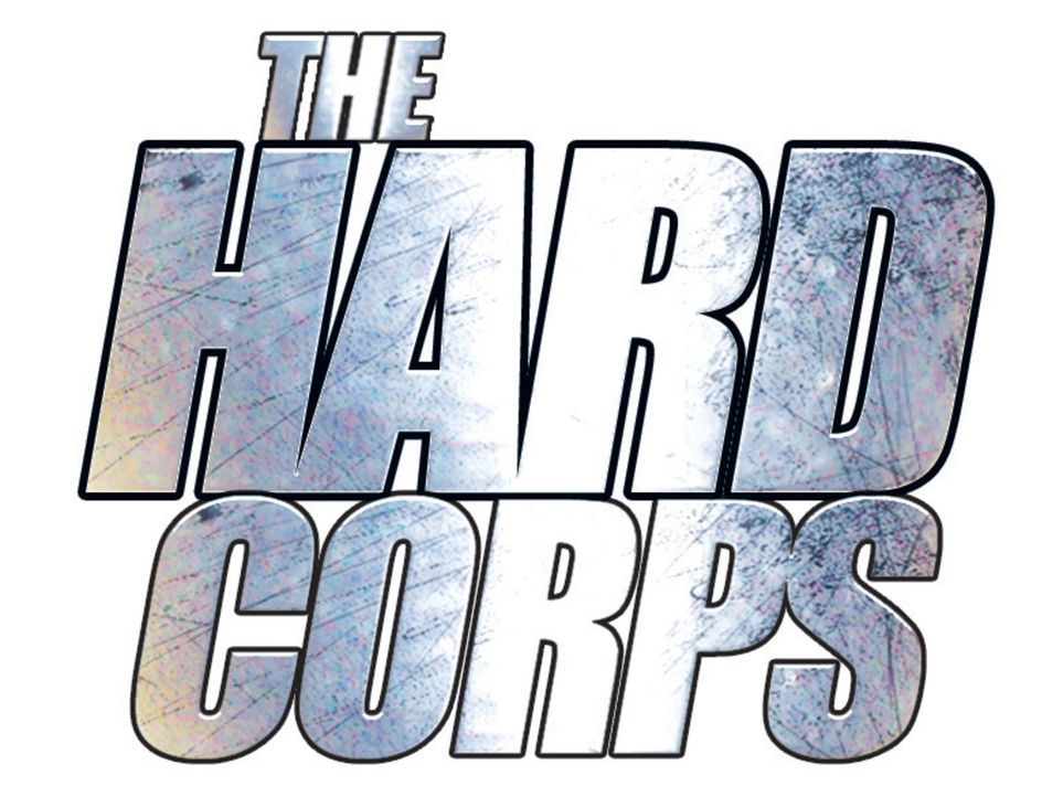 The Hard Corps - Originaltitellogo - Bildquelle: Sony Pictures Television International
