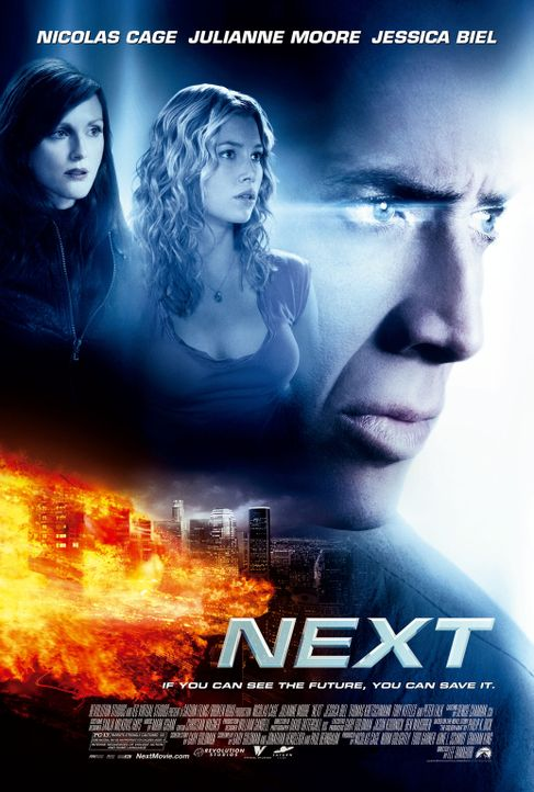 Next - Bildquelle: t   2007 Paramount pictures. All Rights Reserved.
