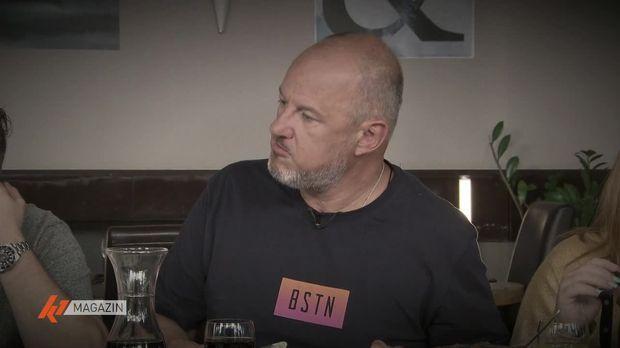 K1 Magazin - K1 Magazin - Rosins Fettkampf, Runde Zwei: Wer Muss Gehen?