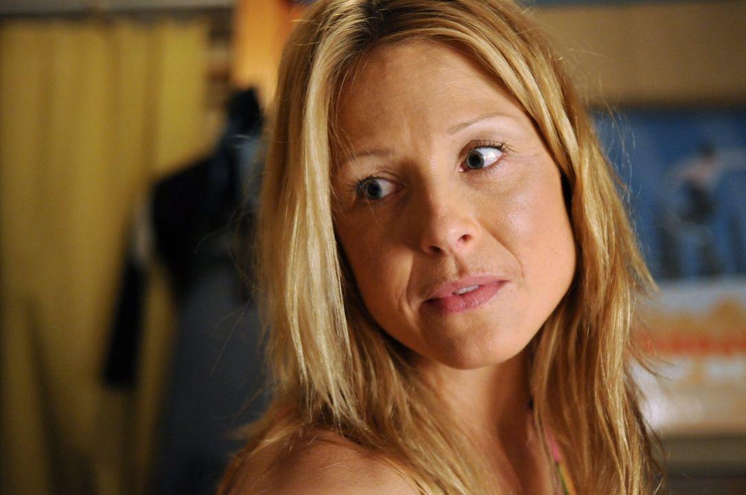 Sie kennt die guten und schlechten Seiten des Lebens: Officer Chickie Brown (Arija Bareikis) - Bildquelle: Warner Brothers
