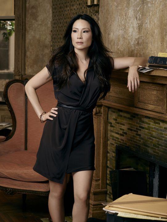 (4. Staffel) - Gemeinsam mit Sherlock Holmes löst Joan Watson (Lucy Liu) ganz besondere Kriminalfälle ... - Bildquelle: Justin Stephens CBS Television