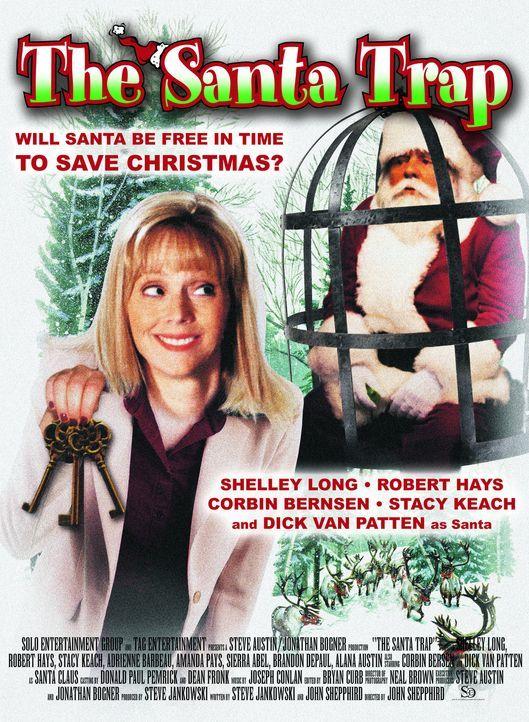 Shelley Long (l.) und Dick Van Patten (r.) erleben verrückte Weihnachten ... - Bildquelle: Tag Entertainment