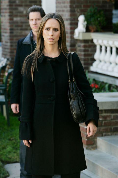 Können Eli (Jamie Kennedy, l.) und Melinda (Jennifer Love Hewitt, r.) verhindern, dass der Geist von Rebecca noch mehr Unheil anrichtet? - Bildquelle: ABC Studios