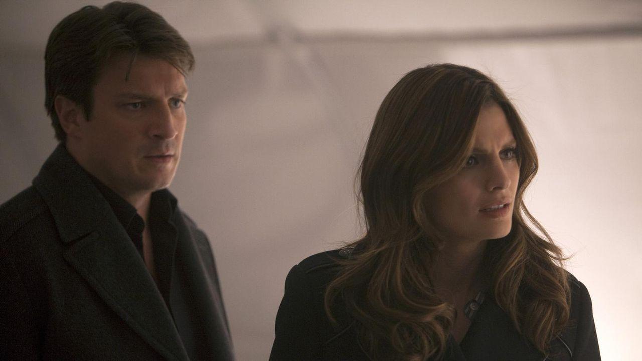 Castle und Beckett - Eine Liebesgeschichte - Bildquelle: ABC
