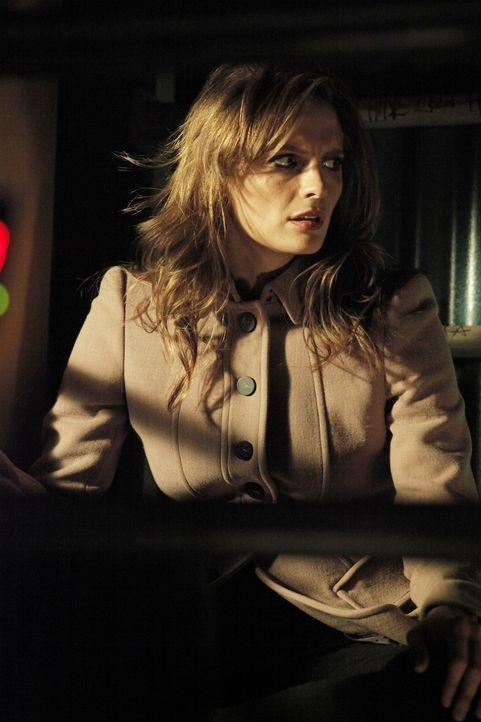 Der Mord an einem Pastor beschäftigt Beckett (Stana Katic) und ihr Team. Bei den Ermittlungen geraten sie selbst in große Gefahr ... - Bildquelle: 2012 American Broadcasting Companies, Inc. All rights reserved.