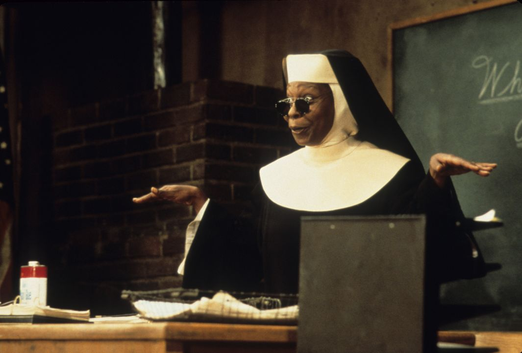 Deloris (Whoopi Goldberg) - Bildquelle: Touchstone Pictures & © Buena Vista Pictures. All Rights Reserved.