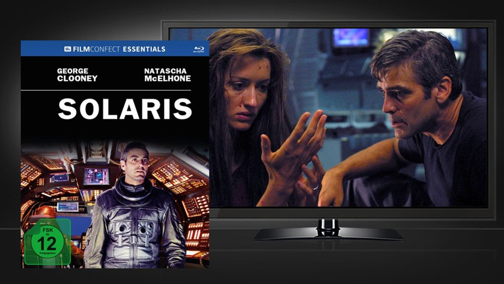 Solaris (Blu-ray Media Book) - Bildquelle: Filmconfect Essentials