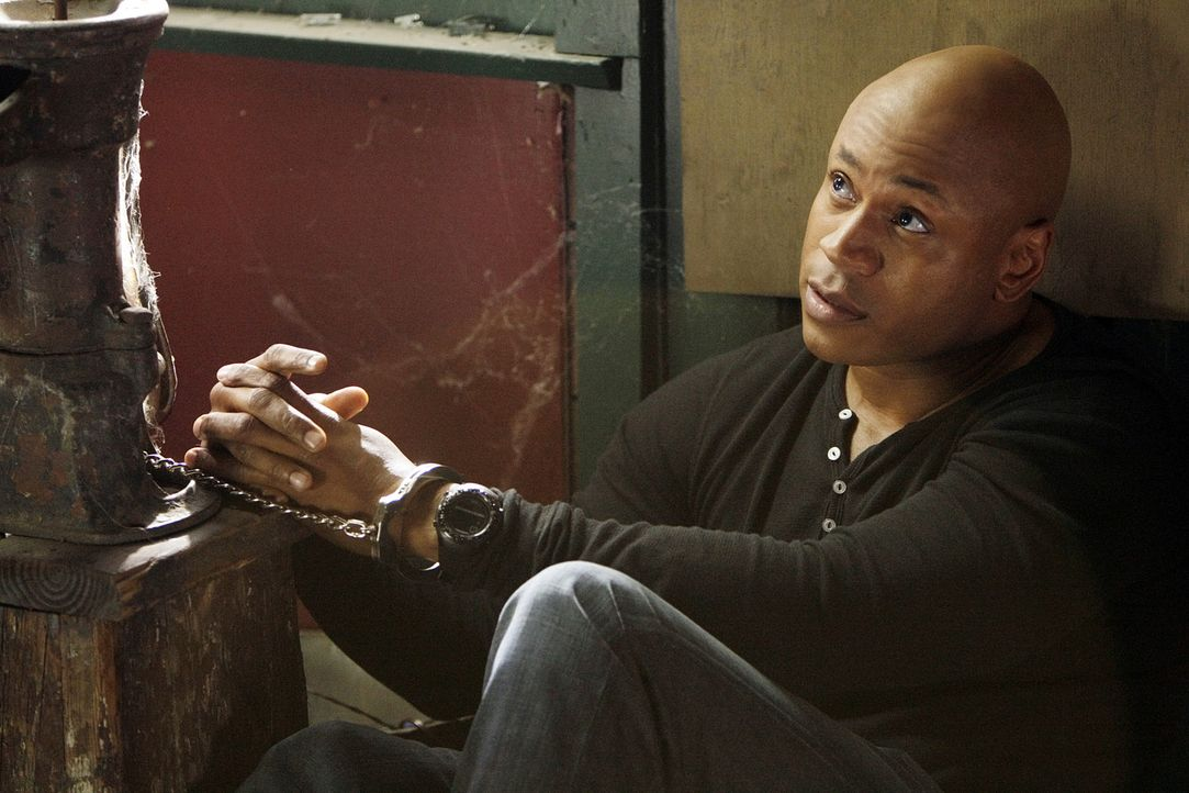 Ein neuer Fall bringt Special Agent Sam Hanna (LL Cool J) in eine missliche Lage. Wird er sich befreien können? - Bildquelle: CBS Studios Inc. All Rights Reserved.