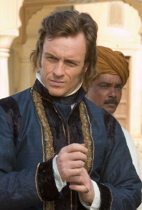 In Indien gelingt es dem tyrannischen Raja von Ferraghur, den ehemaligen englischen Offizier William Dodd (Toby Stephens) und räuberische Banden hi... - Bildquelle: Copyright BBC 2006