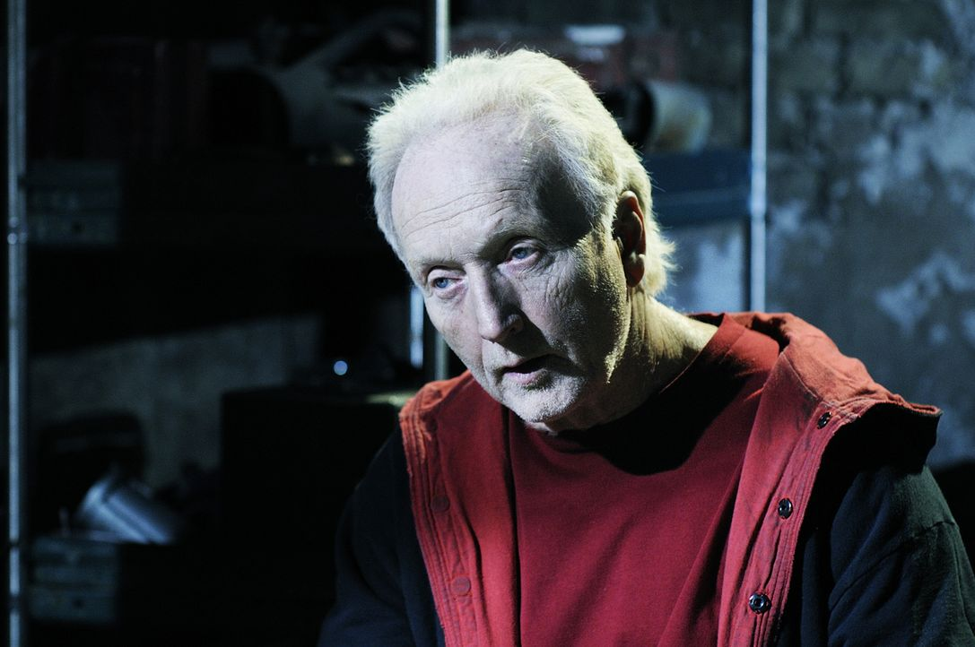 """""""Ich möchte ein Spiel spielen"""": Jigsaws (Tobin Bell) Vermächtnis sorgt weiter für Angst und Schrecken ... - Bildquelle: Steve Wilkie Kinowelt GmbH"""