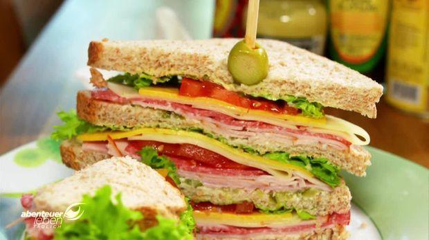 Abenteuer Leben - Abenteuer Leben - Dienstag: Die Besten Sandwiches Der Amis