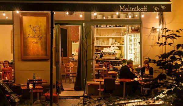 Café Malinikoff  - Bildquelle: Facebook/Malinikoff
