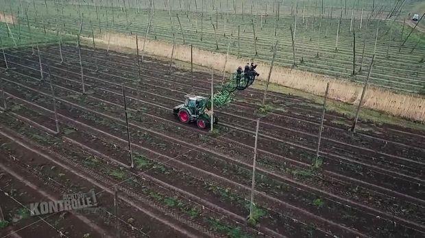 Achtung Kontrolle - Achtung Kontrolle! - Thema U.a.: Bauern Und Restaurantbetreiber Mit Existenzängsten
