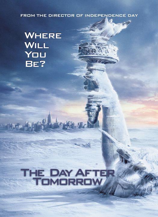 The Day after Tomorrow - Plakat - Bildquelle: 2004 Twentieth Century Fox Film Corporation. All rights reserved.