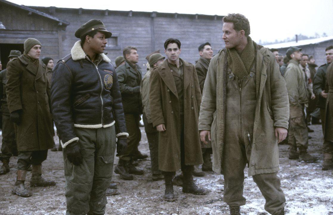 Belgien, Dezember 1944. Amerika befindet sich im Krieg. Der Feldzug gegen Hitlers Truppen fordert enorme Verluste. Präsident Roosevelt muss selbst u... - Bildquelle: Metro-Goldwyn-Mayer Studios Inc. All Rights Reserved.