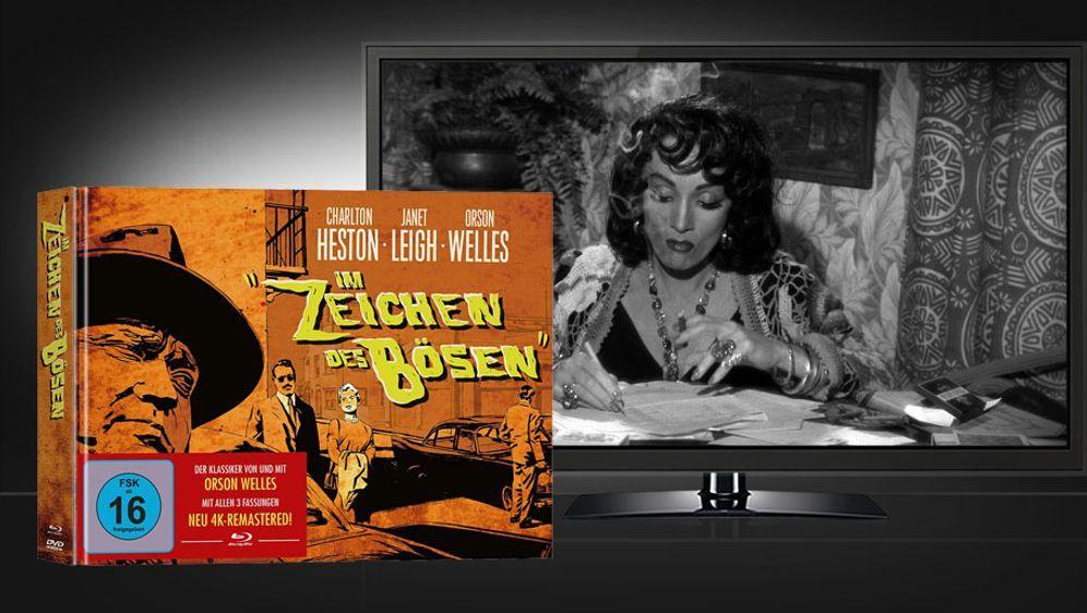 Im Zeichen des Bösen (Blu-ray Mediabook) - Bildquelle: Koch Films