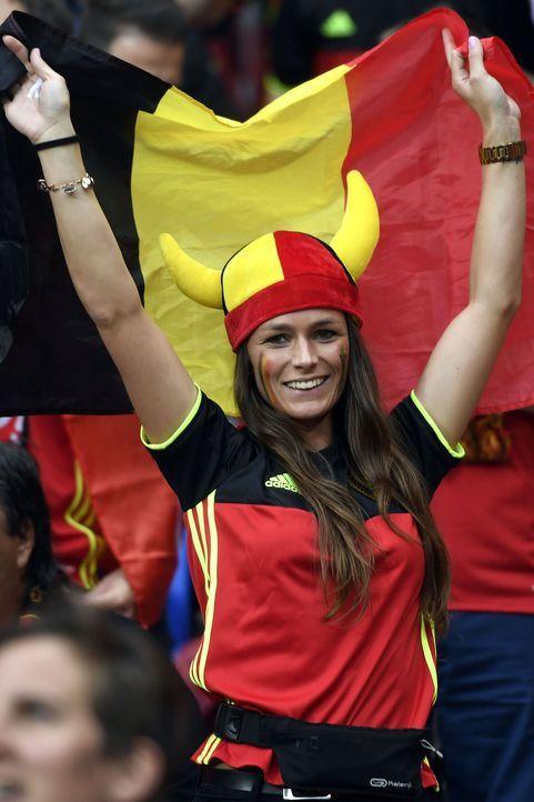 Belgium_Beauty_Philippe DESMAZES _AFP - Bildquelle: AFP / PHILIPPE DESMAZES