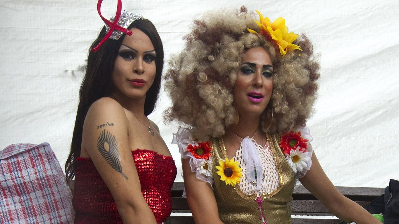 Drag Queens - Bildquelle: AFP