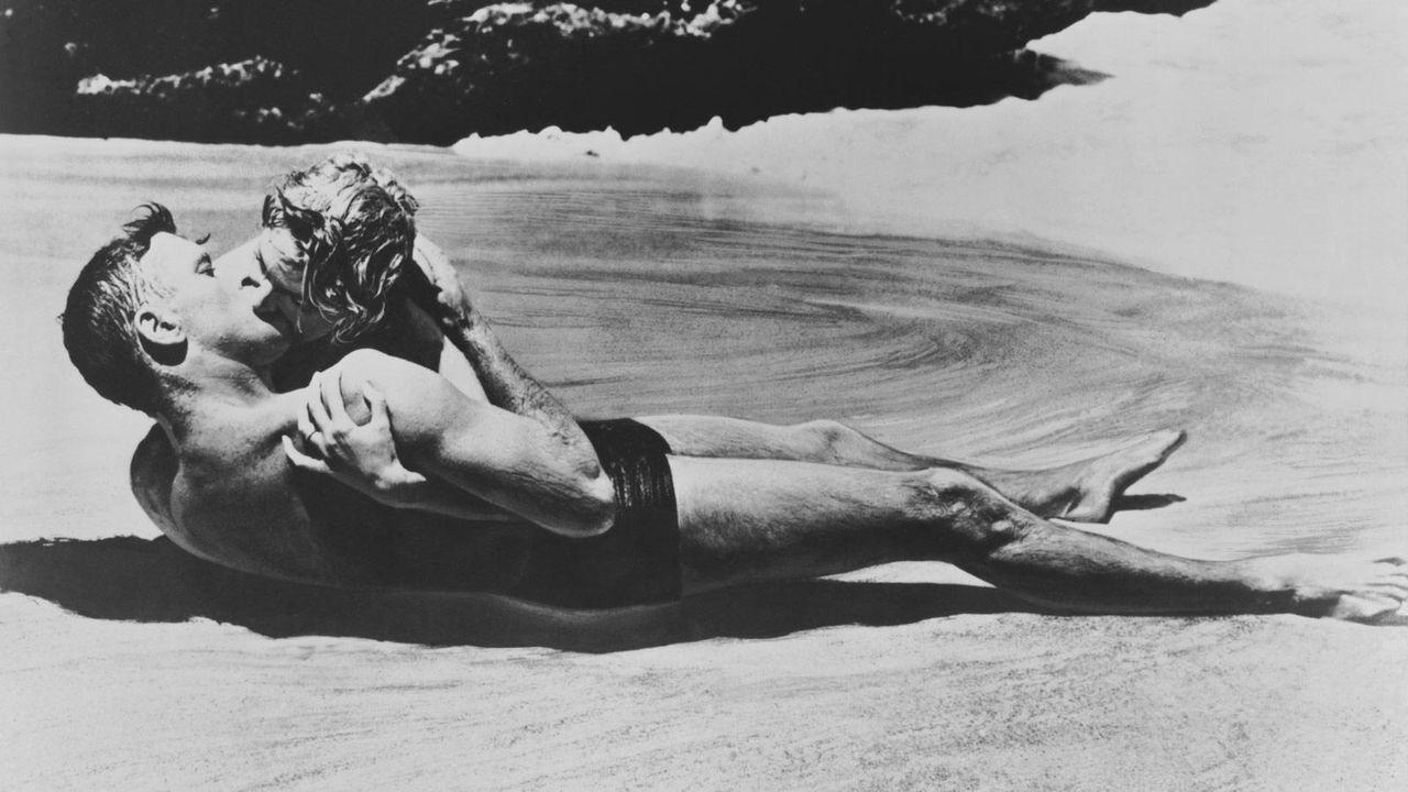 Die romantischsten Filmküsse - Bildquelle: Columbia Pictures Industries, Inc.