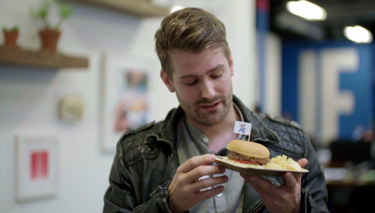 Das Essen der Zukunft - wie ernähren wir uns Morgen? Abenteuer Leben begibt sich auf eine spektakuläre Recherchereise ins Silicon Valley und testet... - Bildquelle: kabel eins