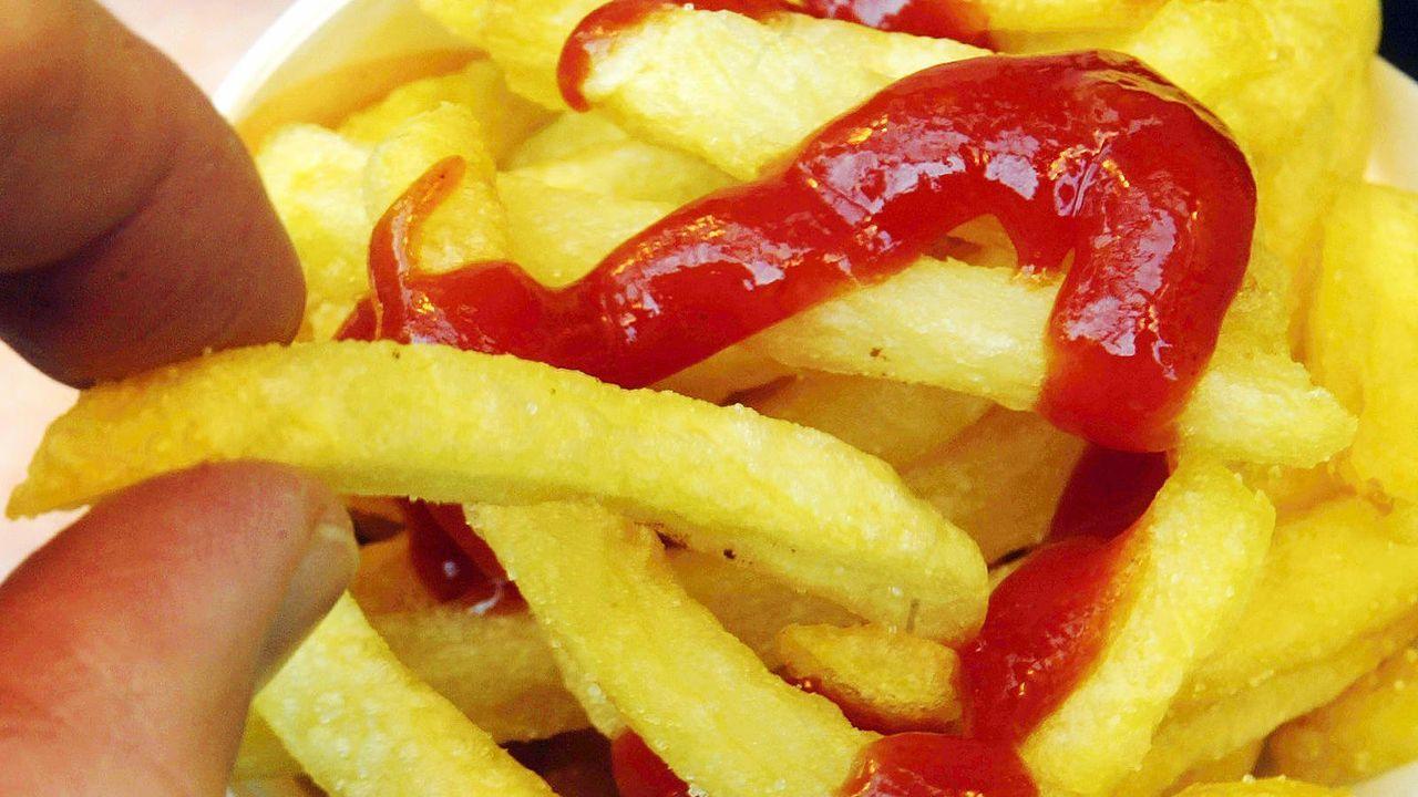 Fakten rund ums Essen - Bildquelle: dpa