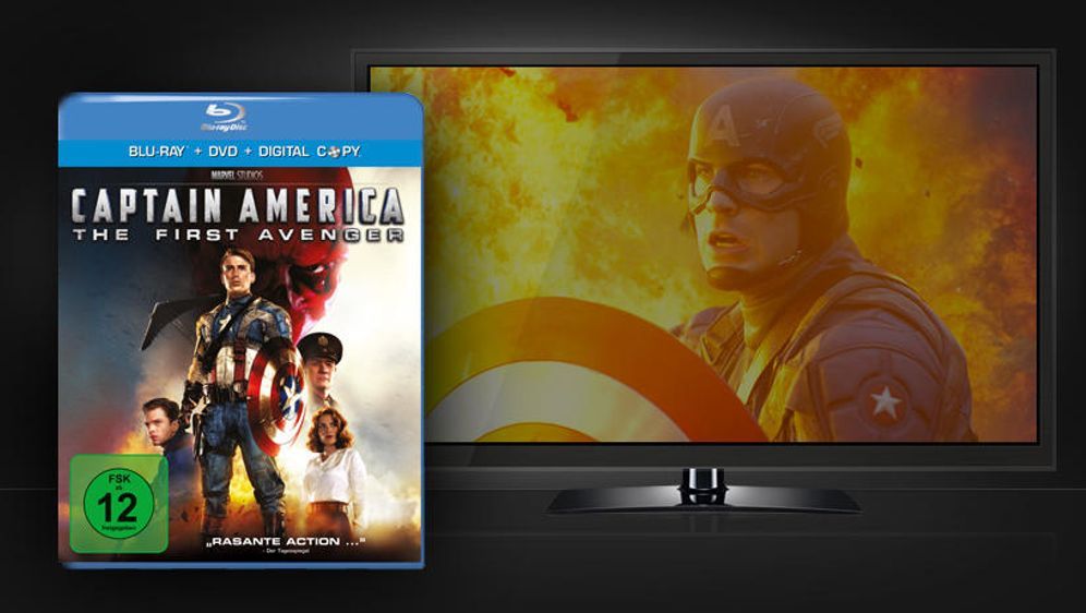Captain America (2011) - Bildquelle: eagle