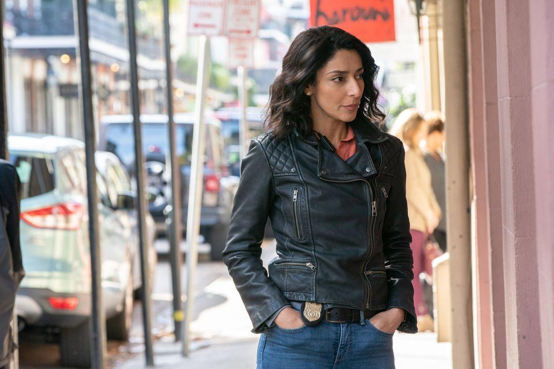 Special Agent Hannah Khoury (Necar Zadegan) - Bildquelle: Sam Lothridge 2019 CBS Broadcasting Inc. All Rights Reserved. / Sam Lothridge