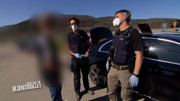 Achtung Kontrolle - Achtung Kontrolle! - Thema U.a.: Fahranfänger Mit Drogen - Polizei Konstanz