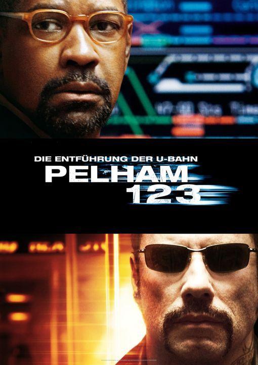 ENTFÜHRUNG DER U-BAHN PELHAM 123 - Plakatmotiv - Bildquelle: 2009 Columbia Pictures Industries, Inc. and Beverly Blvd LLC. All Rights Reserved.