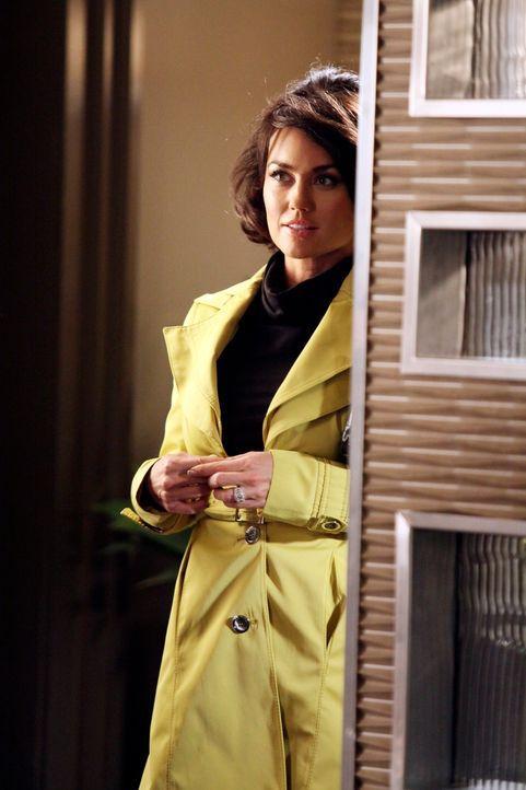 Für ihre Karriere geht die attraktive Schauspielerin Ellie Monroe (Kelly Carlson) über Leichen. - Bildquelle: ABC Studios