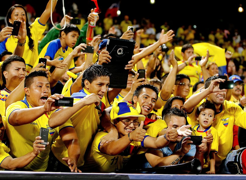 Gelbe Masse - Bildquelle: getty-AFP