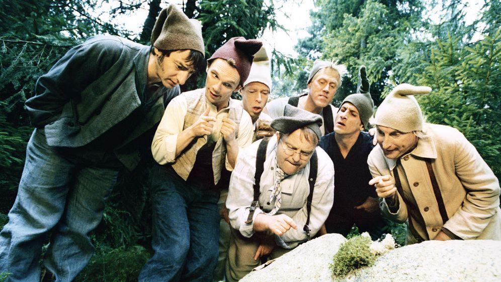 Die 7 Zwerge Männer Allein Im Wald Ganzer Film Deutsch