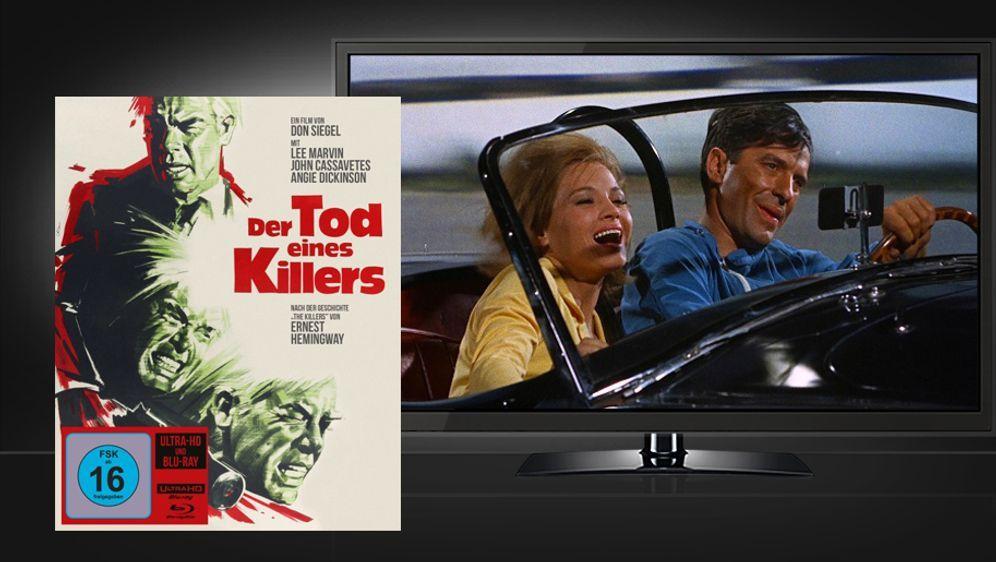 Der Tod eines Killers (4K UHD+Blu-ray) - Bildquelle: Koch Films