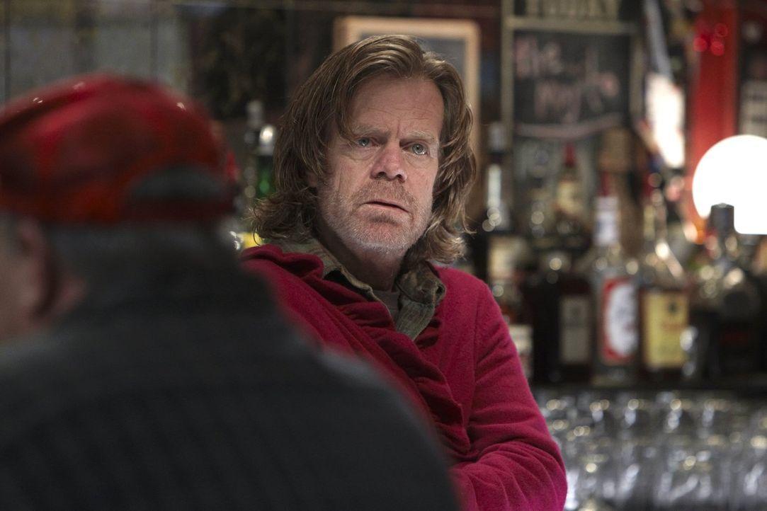 Jetzt, wo Eddie das Sex-Video mit Karen gesehen hat, muss Frank (William H. Macy) um sein Leben fürchten ... - Bildquelle: 2010 Warner Brothers