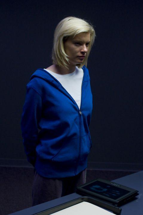 Hält Brandi (Nichole Hiltz) die erneute Verhaftung aus, während Mary fiebrig an ihrer Freilassung arbeitet? - Bildquelle: USA Network