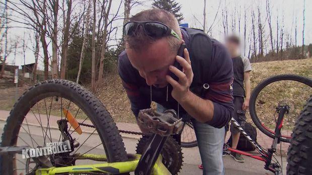Achtung Kontrolle - Achtung Kontrolle! - Thema U. A.: Fahrraddieb - Bundespolizei Plauen