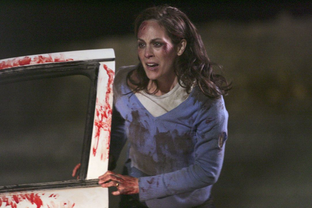 Erlebt einen Alptraum ohne Erwachen: Mary (Annabeth Gish) ... - Bildquelle: Buena Vista International. All rights reserved