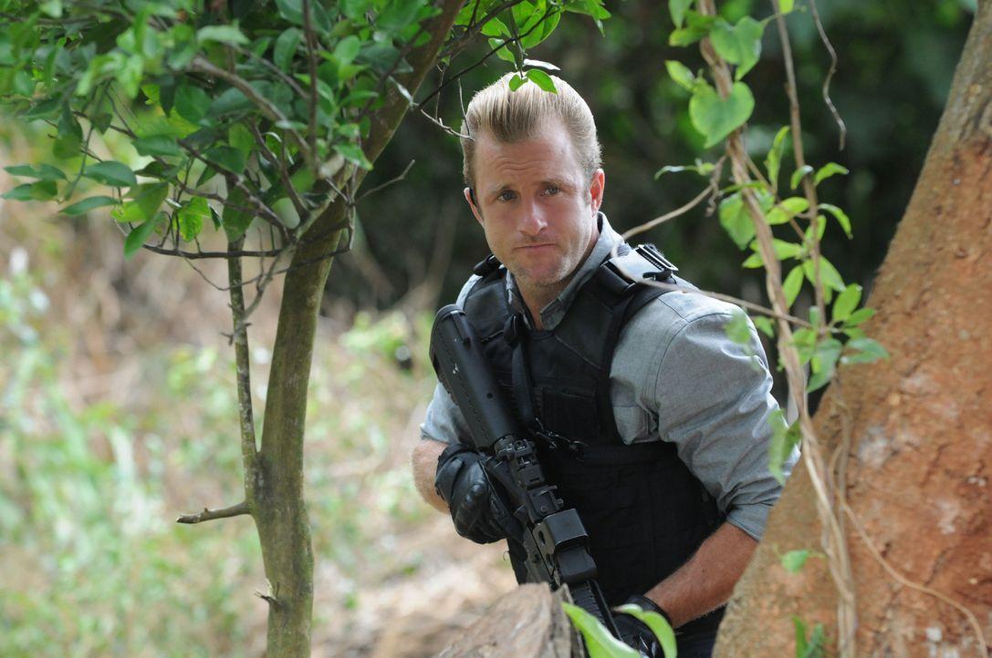 Eine Wasserleiche bringt das Team um Danny (Scott Caan) auf die Spur eines ungewöhnlichen Touristen ... - Bildquelle: 2013 CBS BROADCASTING INC. All Rights Reserved.
