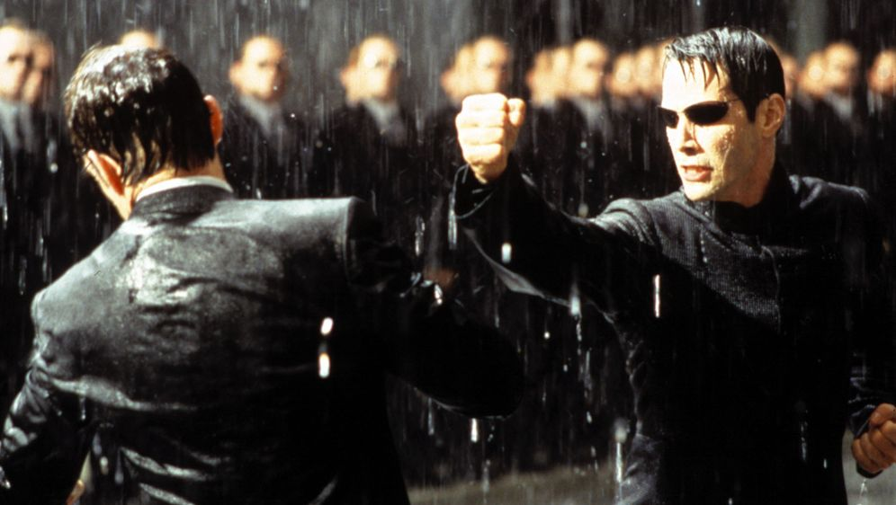 Matrix Revolutions - Bildquelle: Warner Bros.